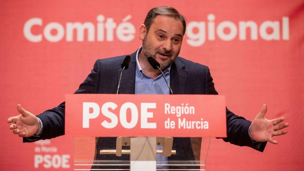 Foto: José Luis Ábalos (EFE)