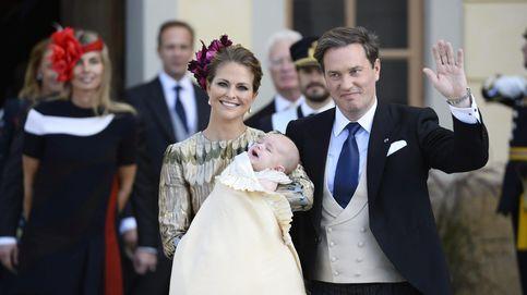 Facebook - El príncipe Nicolás de Suecia ya conoce a Santa Claus