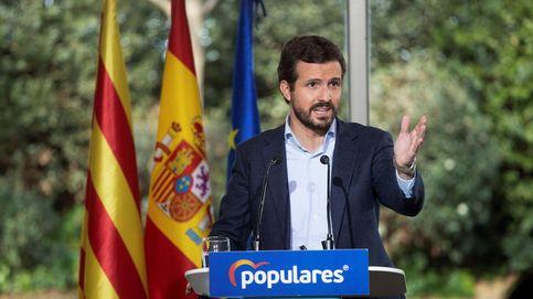 Casado denuncia que Sánchez e Illa estén de campaña con cifras de contagios y fallecidos inadmisibles