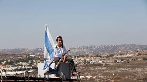 Cuenta atrás en la colonia israelí de Amona