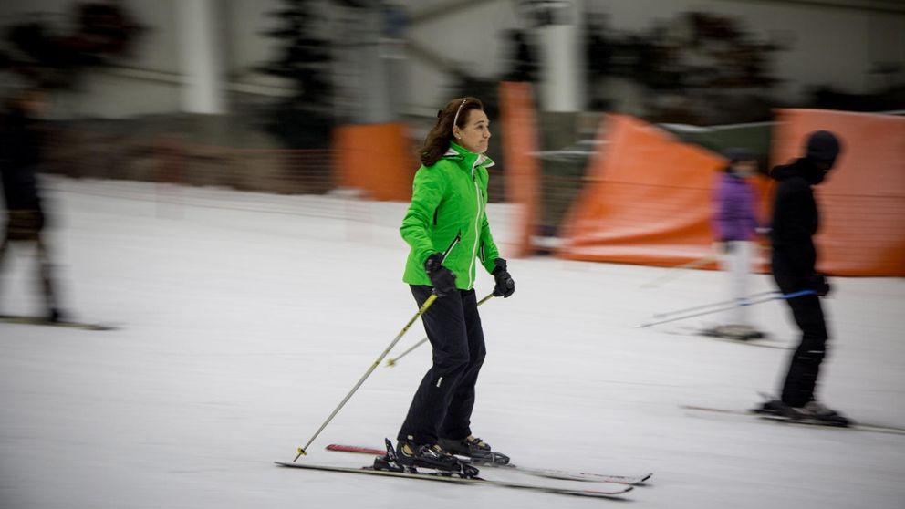 Blanca Fernández Ochoa: El esquí va a tardar diez años en levantarse