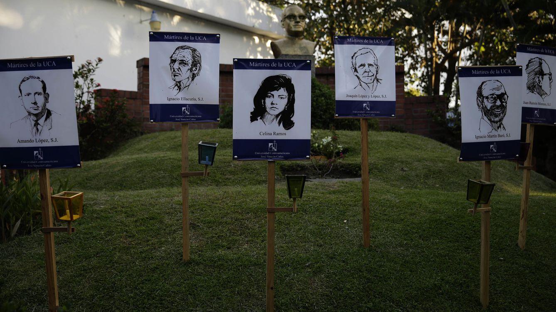 El Salvador reabre la causa por la matanza de los seis jesuitas (cinco españoles) en 1989