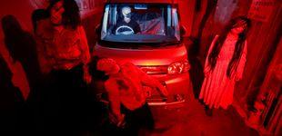 Post de La casa del terror en tiempos del covid-19: zombis sin bajarse del coche