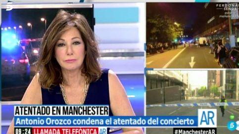 Los coaches de 'La Voz' muestran su repulsa al atentado de Mánchester
