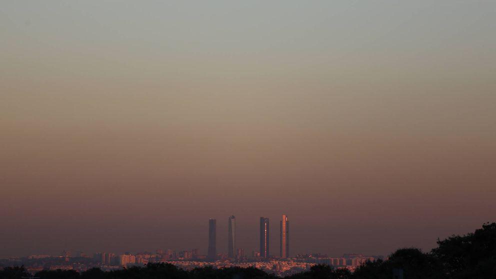 Nuevo plan antipolución de Cifuentes: reducir la velocidad en M-40, yM-45