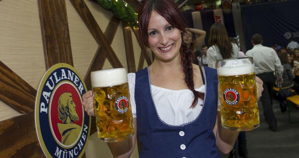 Un viaje al mercado callejero de Múnich durante la Oktoberfest