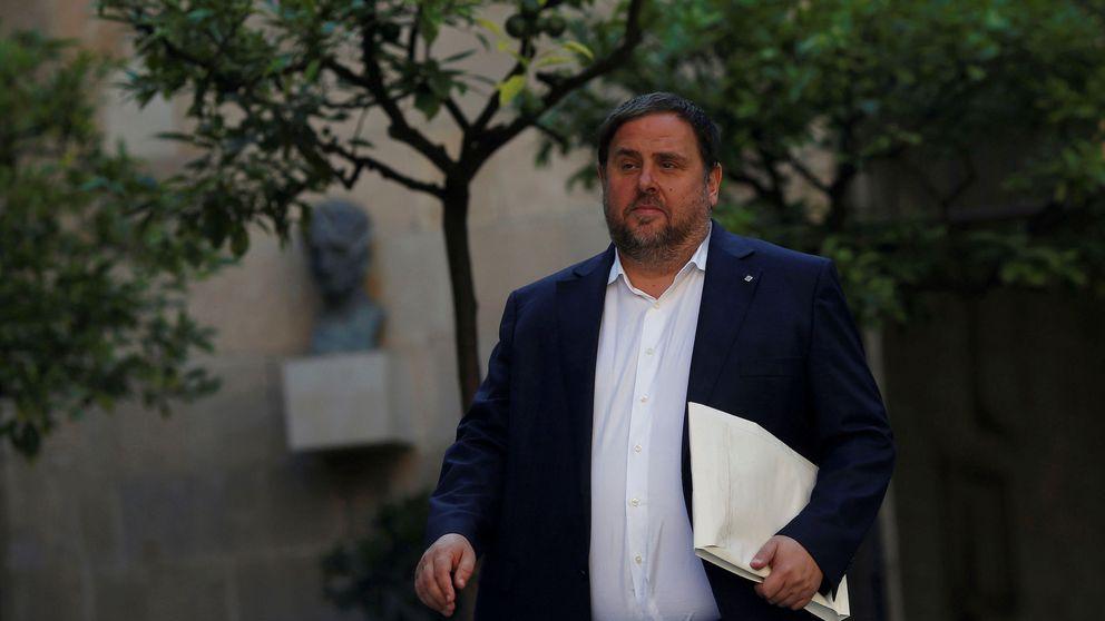 Junqueras, el líder catalán mejor valorado seguido de Domènech y Puigdemont