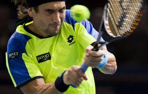 Ni el público francés logra agrietar el sólido tenis de Ferrer
