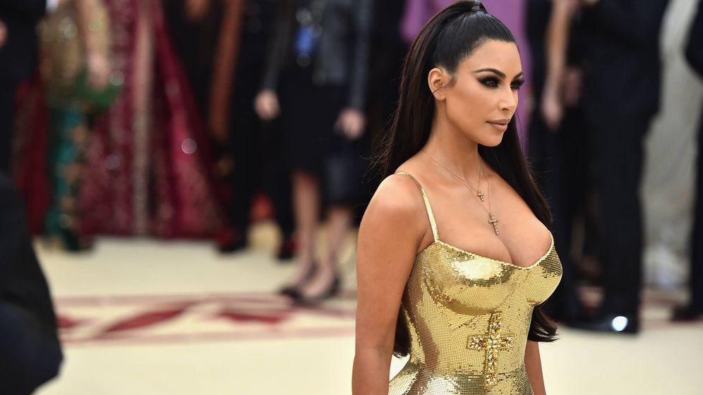 Foto: Kim Kardashian en una foto de archivo. (Getty)