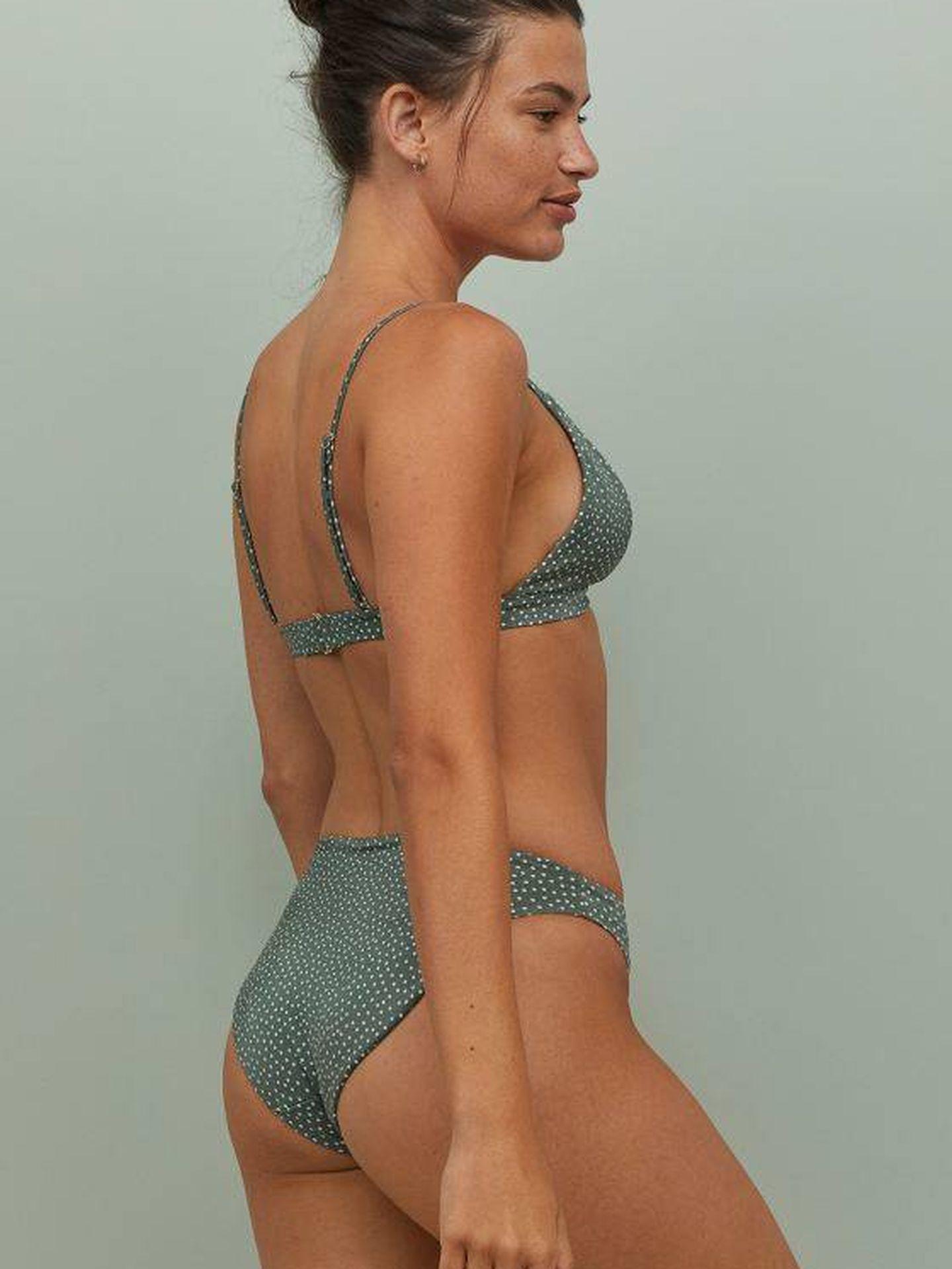 El bikini de HyM (Cortesía)