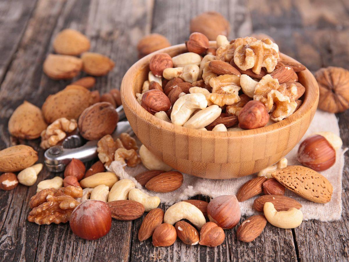 Los tres tipos de frutos secos que te pueden ayudar a adelgazar