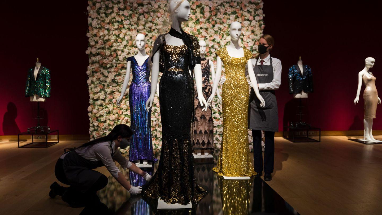 Los vestidos de Nicole Kidman y Penélope Cruz, a subasta. (EFE)
