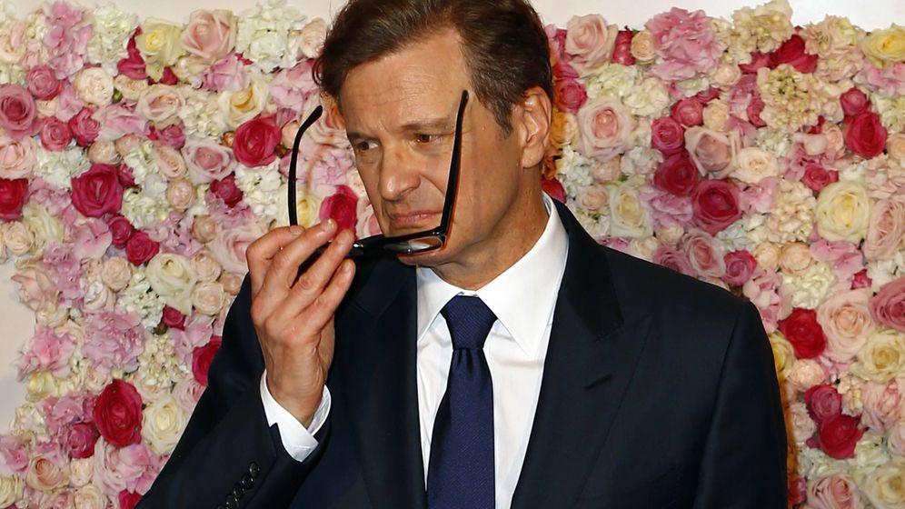 Foto: El actor Colin Firth en una imagen de archivo. (Gtres)