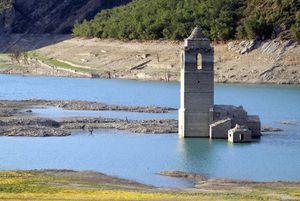 Los embalses ya están por debajo de la mitad de su capacidad en una semana crítica para las reservas de agua