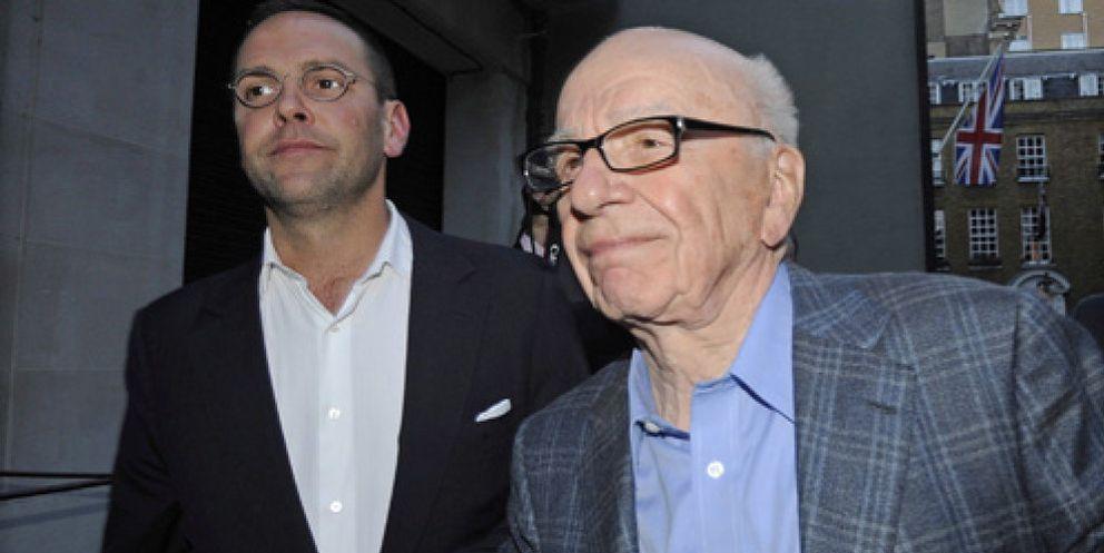 James Murdoch dimite como presidente ejecutivo de News International
