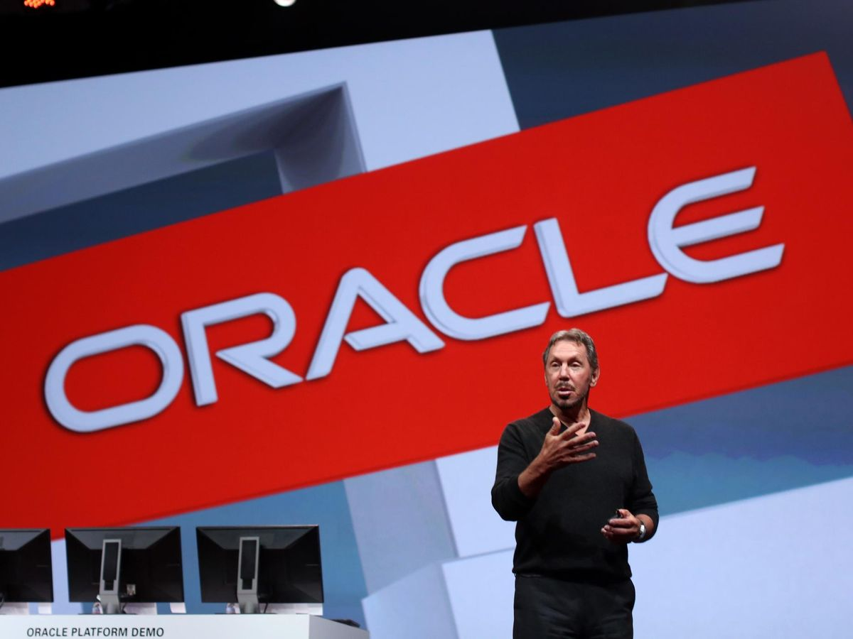 Foto: El cofundador de Oracle, Larry Ellison. (Foto: Reuters)