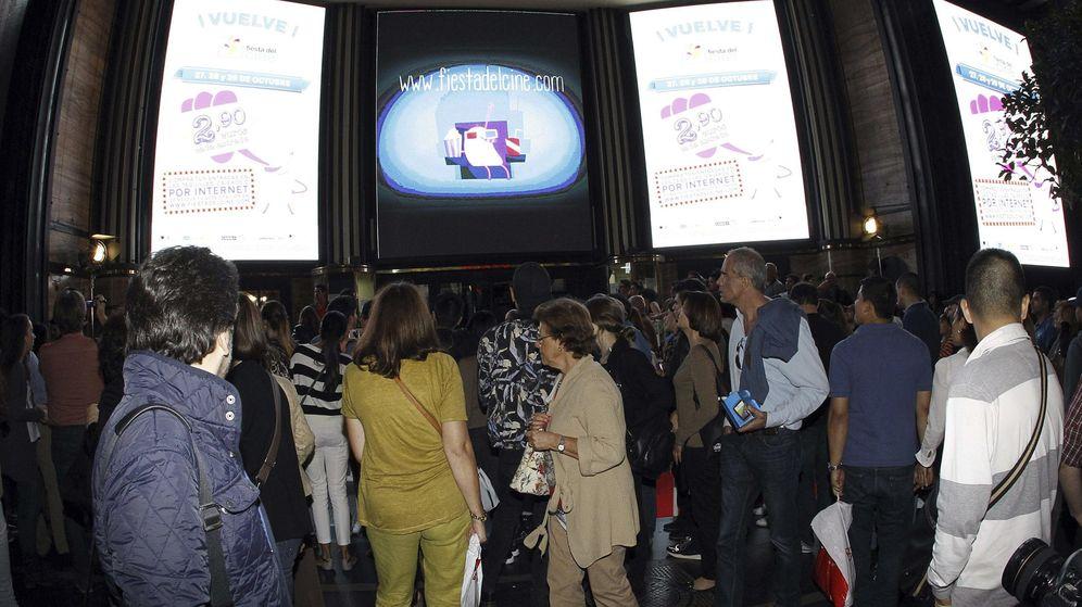 Foto: Arranca la fiesta del cine con más de millón y medio de personas acreditadas