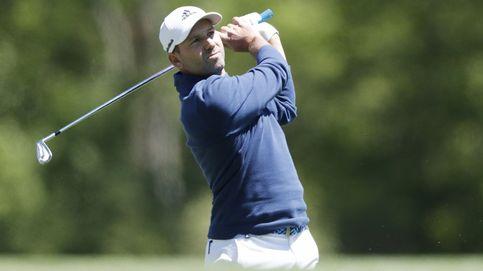 Sergio García lidera el Masters de Augusta al final de su segundo recorrido