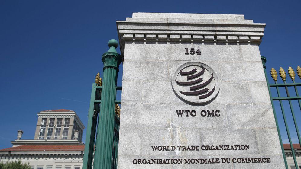 Foto: Sede de la OMC en Suiza. (Reuters)