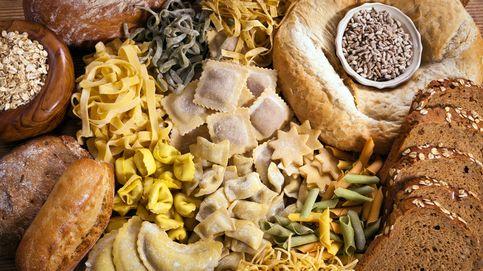 Pan, pasta y otros hidratos de carbono
