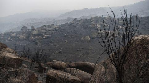 Galicia lucha contra el fuego