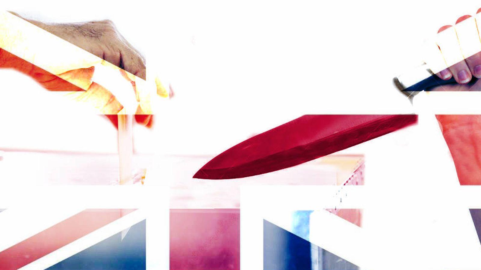 Foto: Elecciones 2017 Reino Unido. (Imagen: Enrique Villarino)