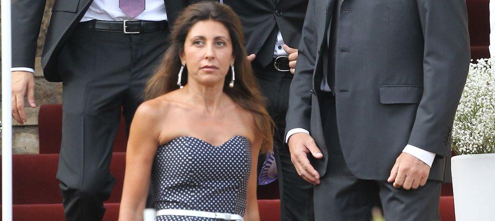 Marta Pineda, la 'buena esposa' de Sandro Rosell