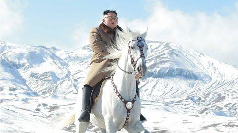 Las épicas imágenes de Kim Jong-Un