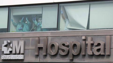 En primera persona: Hay 150 personas tosiendo en la sala de espera de urgencias