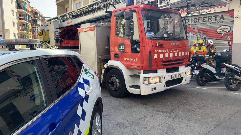 Dos muertos y cuatro heridos en un incendio en un piso ocupado en Girona