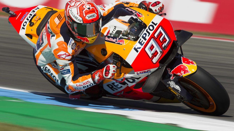 Así vivimos en directo la carrera de Moto GP en Assen: Márquez suma y sigue