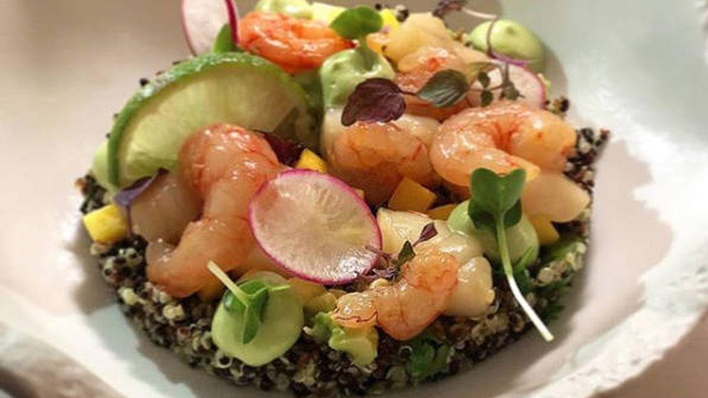Foto: Quinoa Garden Salad, de Piccola Cucina.