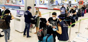 Post de Estos son los controles al turista internacional que visite España
