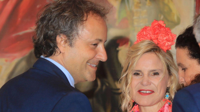 Narcís Rebollo y Eugenia Martínez de Irujo. (Gtres)