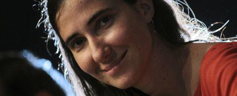 Foto: Yoani Sánchez: Cuba le debería hacer un monumento a la memoria flash