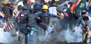 Post de Al menos ocho muertos en los choques con las fuerzas de seguridad en Bolivia