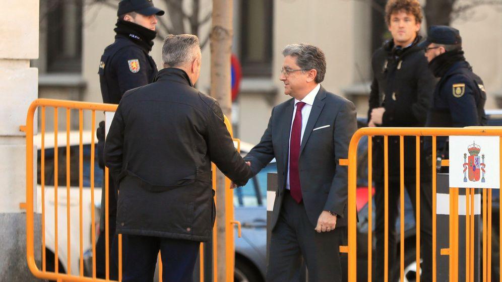 Foto: El exdelegado del Gobierno en Cataluña Enric Millo. (EFE)