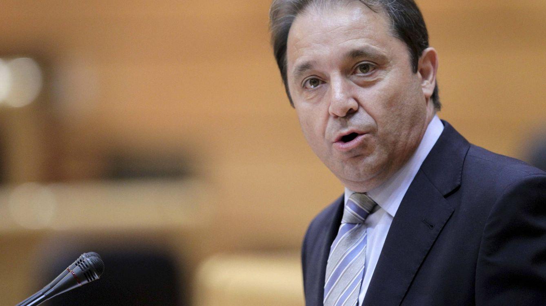 Foto: El socialista Juan Luis Gordo. (EFE)