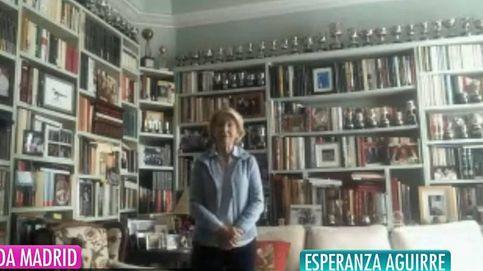 El interés, más allá del coronavirus, que ha generado Aguirre en su conexión con Ana Rosa