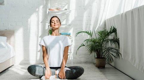 Siete posturas de yoga para hacer la digestión