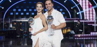 Post de David Bustamante y Yana Olina ganan y arrasan en 'Bailando con las estrellas'