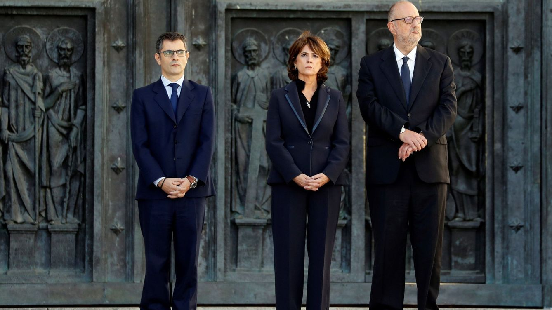 Sánchez refuerza a Bolaños, dos de Redondo y responsable de la exhumación de Franco