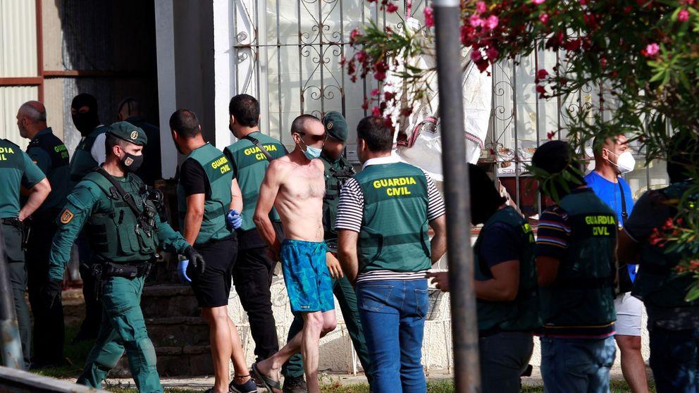 Golpe al narcotráfico en Campo de Gibraltar: la operación 'Tortilla' se salda con 15 detenidos