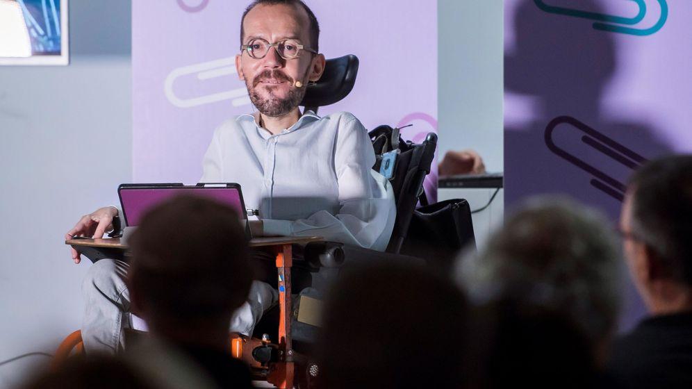Foto: El secretario de Organización y Programa de Podemos, Pablo Echenique. (EFE)