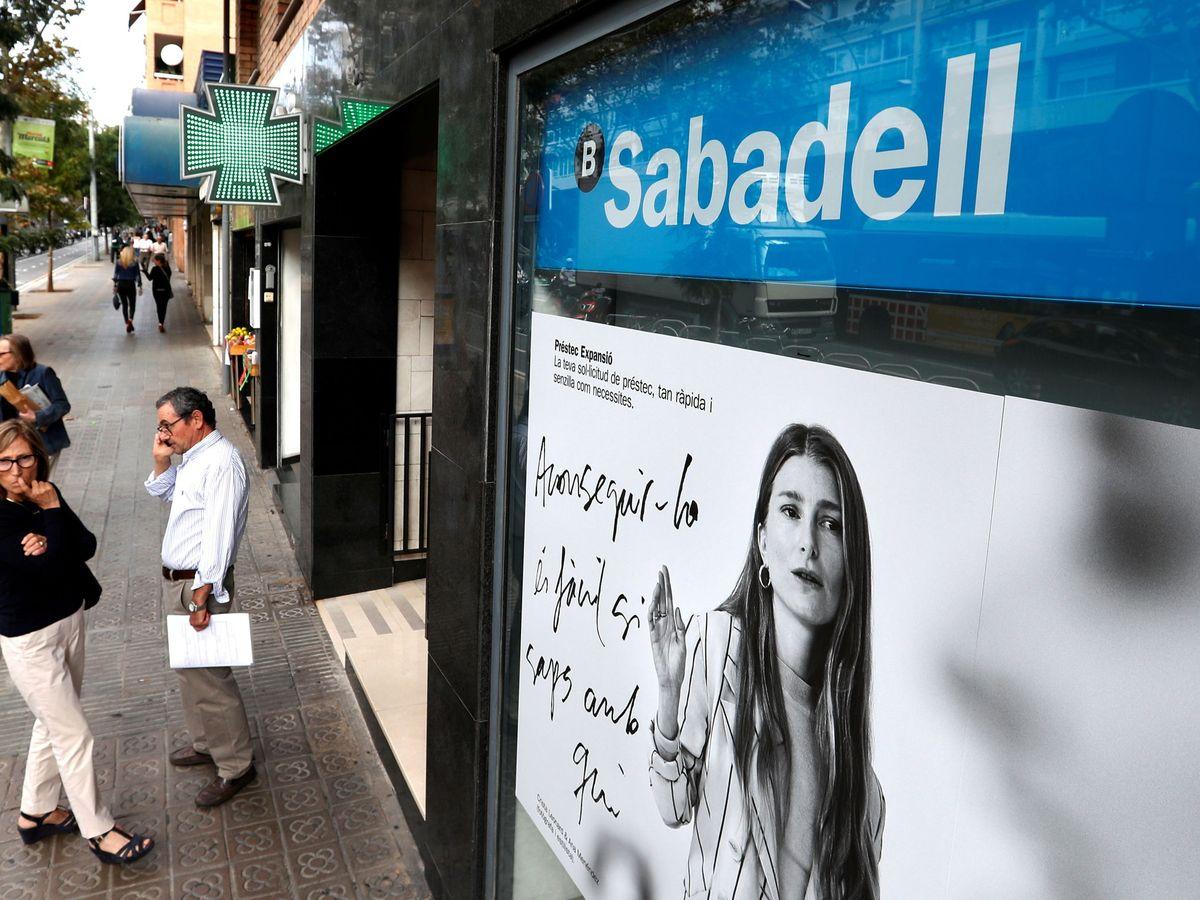 Foto: Banco Sabadell. (Reuters)