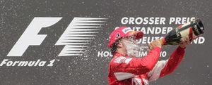 Fernando Alonso inicia su remontada en el campeonato al 'estilo Schumacher'