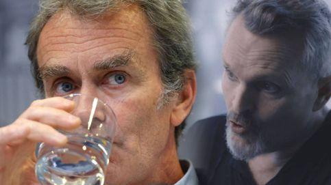 El 'recadito' de Miguel Bosé a Fernando Simón en el programa de Jordi Évole