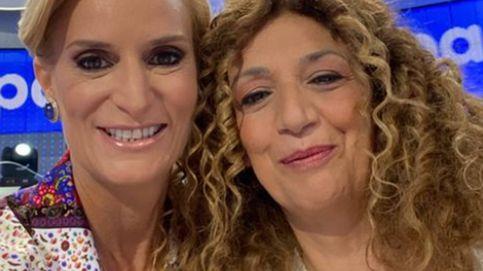 Así han sido las felicitaciones de María Zurita y Eva González a Sofía Álvarez ('Pasapalabra')