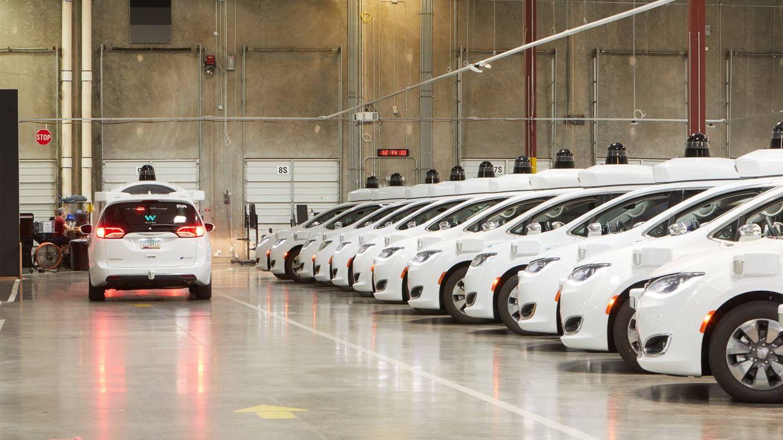 El ejército de taxis autónomos de Google que llevará al paro (de verdad) a los taxistas