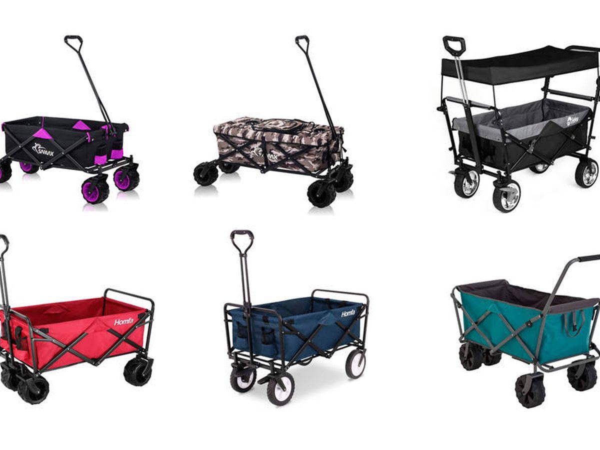 Foto: Los mejores carritos de playa para pasar un gran día de sol en verano